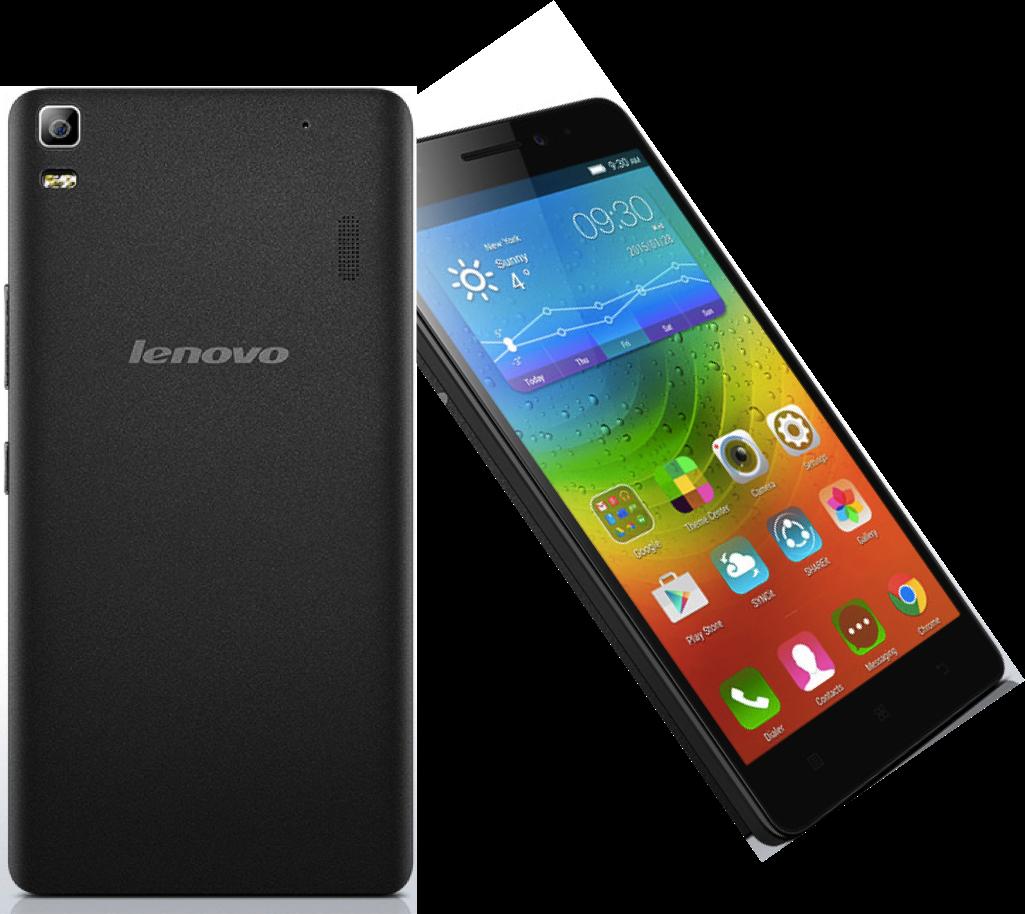 A Budget Mobile  Lenovo A7000