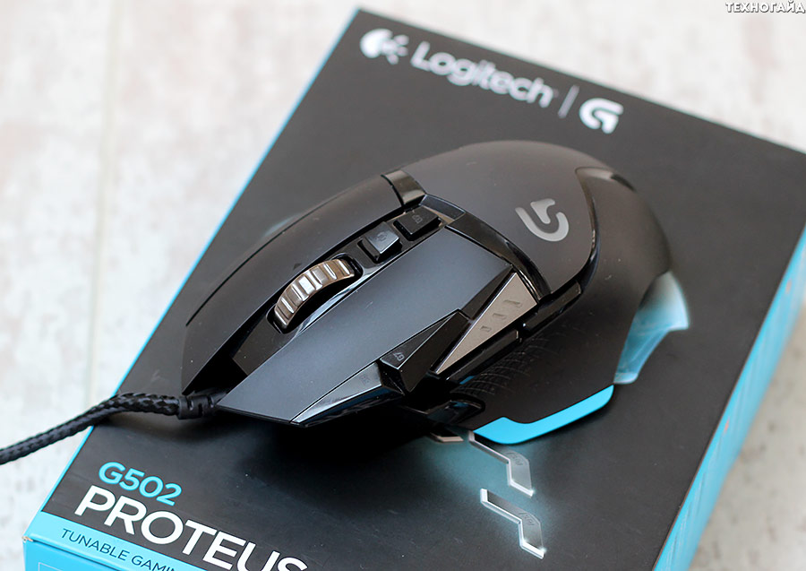 5a6005723bd Logitech G502 Proteus Core Gaming Mouse | ePosts