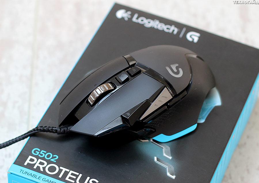 b656cf60a77 Logitech G502 Proteus Core Gaming Mouse | ePosts