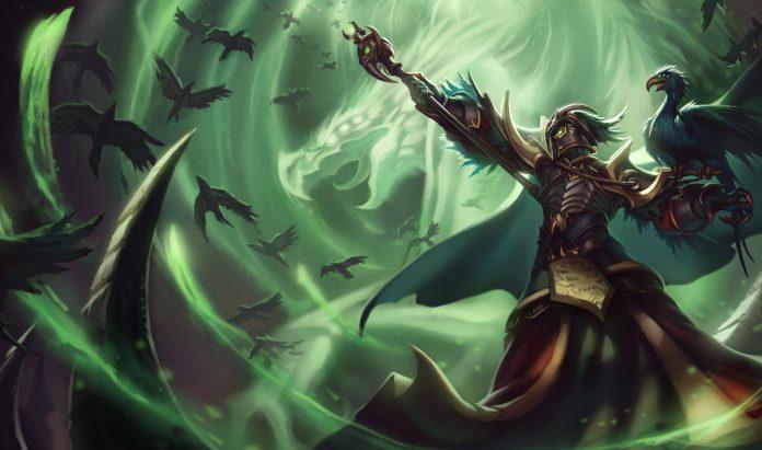 Tyrant Swain