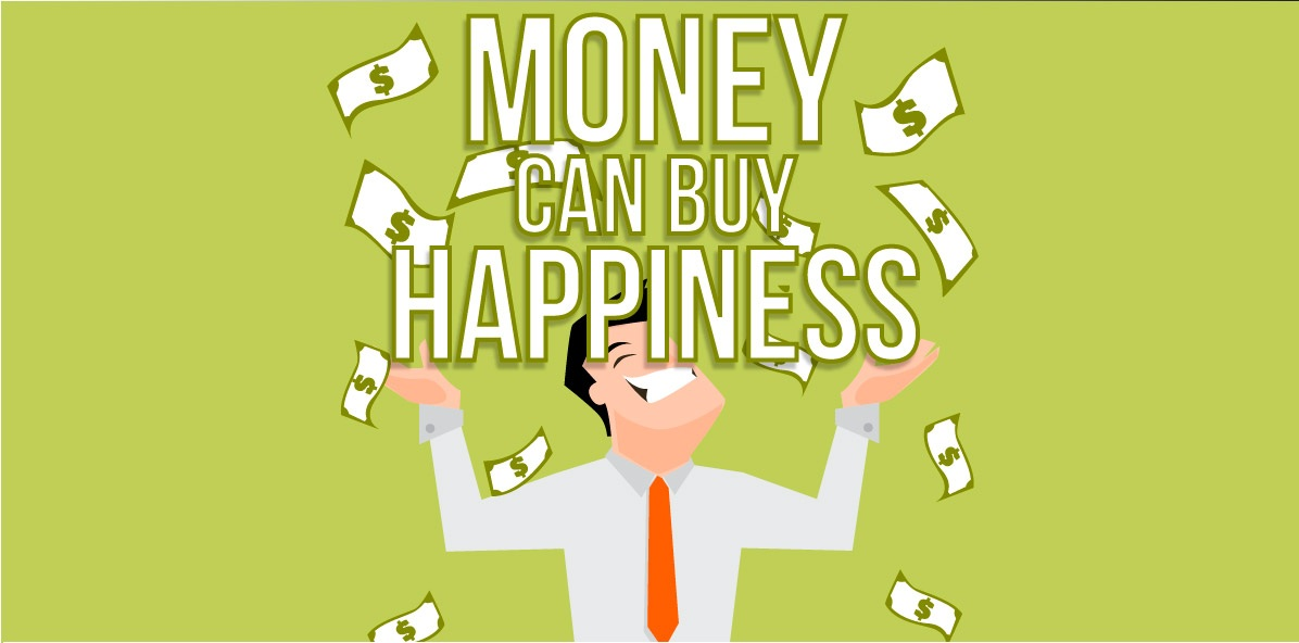 can money buy happiness essay example They say money can't buy happiness  the paper looked at the level of negative  emotion reported by participants in the panel study of.