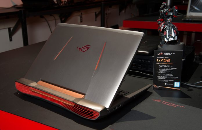 Asus g752