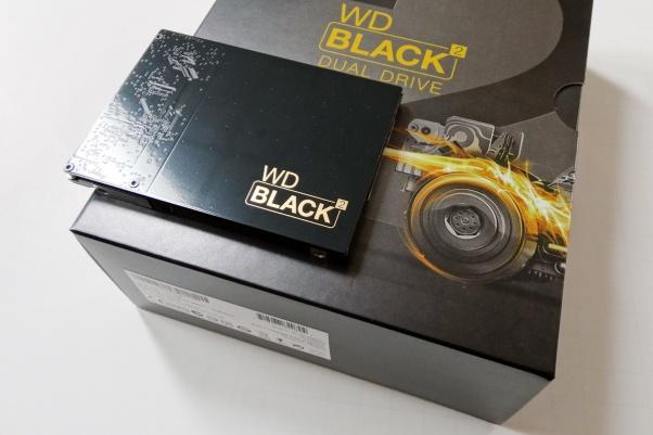 WD Black Duel Drive