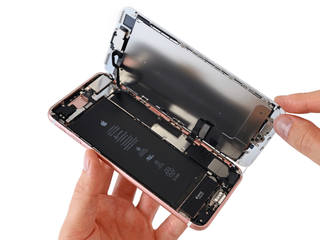 What's inside the iPhone7!