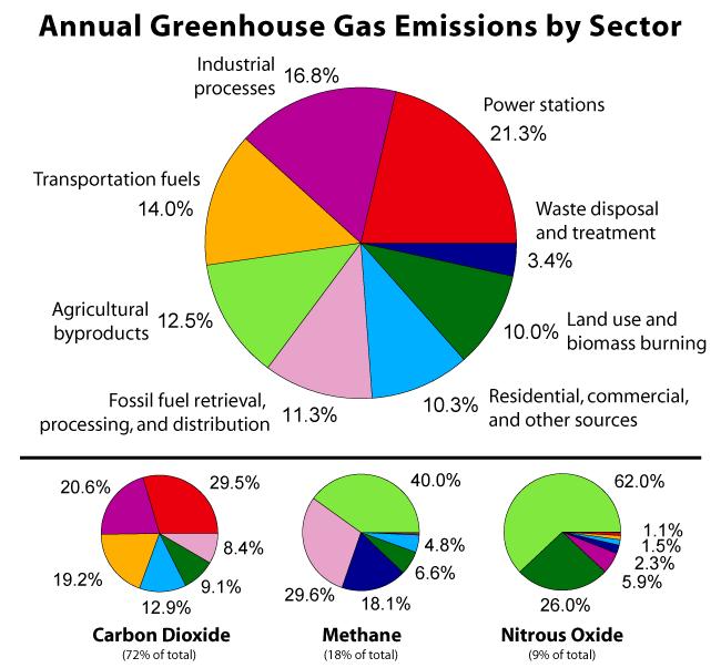 Organic Emissions