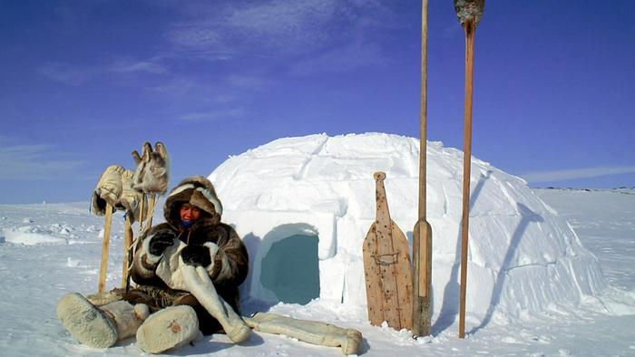 Eskimo.