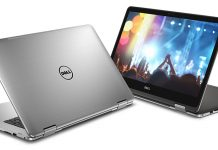 2 In 1 Dell Inspiron 17-7000 Series