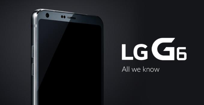 LG G6 Cameras