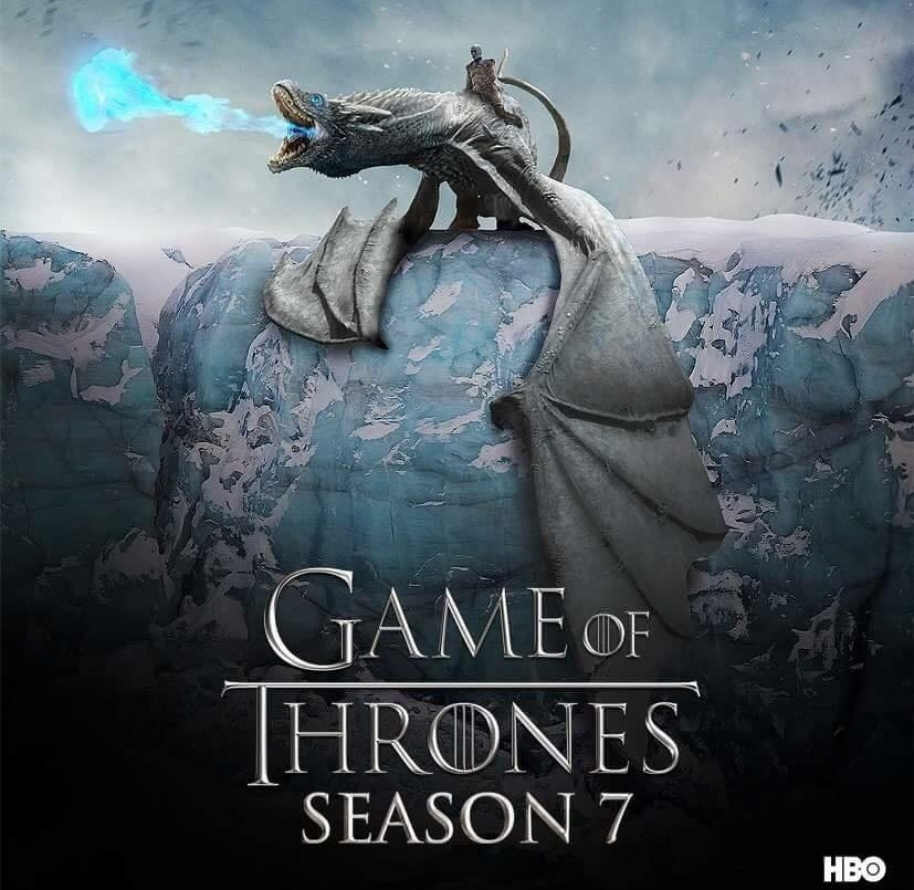 Game of Thrones (2017) SEASON 7 Complete [All 7 Episodes] 720p BluRay x264 [Hindi Sub + English] 400MB