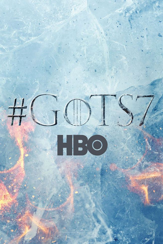 Game of Thrones season 7 poster is a vision of fire and ice