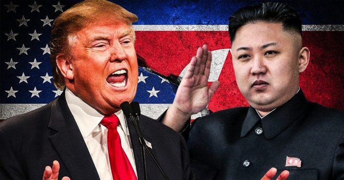 kim vs trump