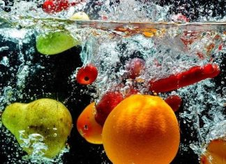 foods rich in water
