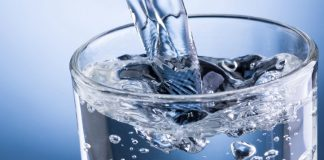 treat cholesterol with water