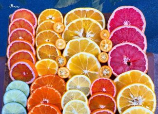 Benefits of citrus fruits after the age of 50