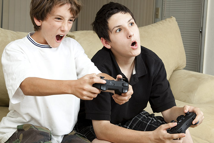 electronic games