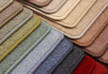 How to choose the color of your home carpets?