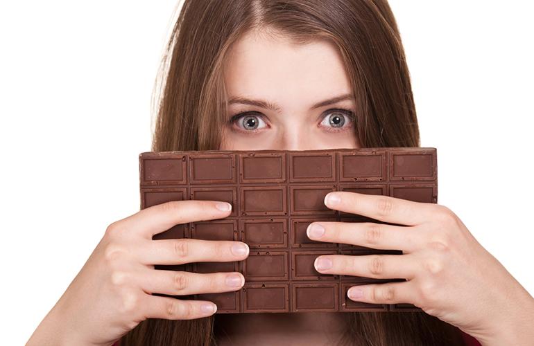Why do Chocolate Stimulate Acne?