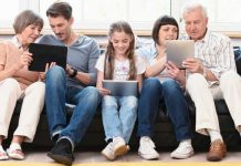 Damages of smart devices on the family and society