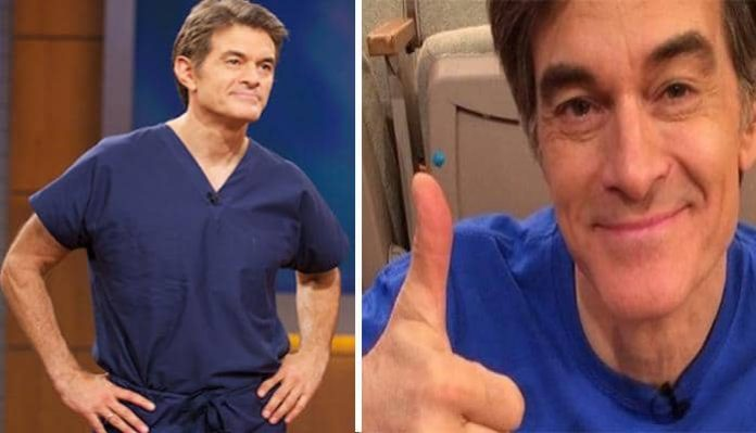 Dr. Oz's plan to lose weight without any suffering