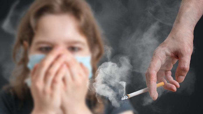 Passive smoking for Teenagers