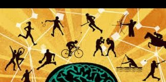 Sports benefits to the mind