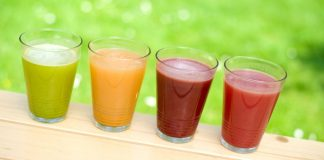 Drinks to stimulate blood circulation