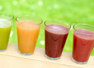 Drinks to stimulate blood circulation