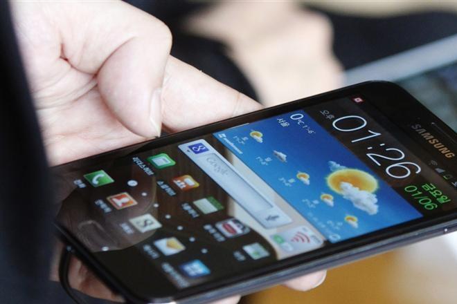 Smart phones destroy psychological and health