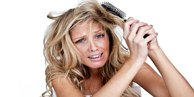 How to care for dry hair
