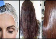 Dry hair mixtures